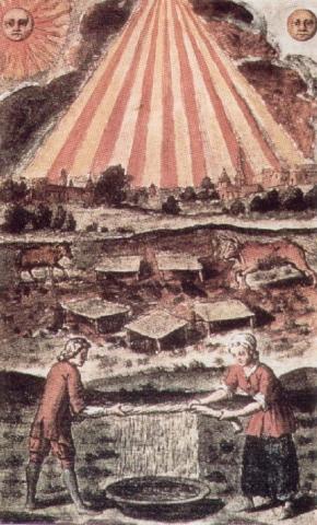 Mutus Liber d'Altus Planche 3