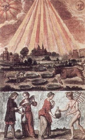 Mutus Liber d'Altus Planche 4