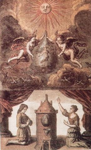 Mutus Liber d'Altus Planche 9