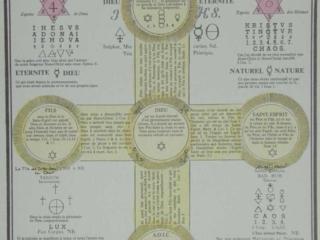 Les Symboles Rosicruciens 25