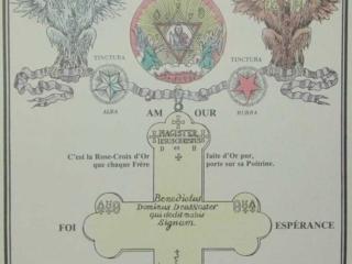 Les Symboles Rosicruciens 34