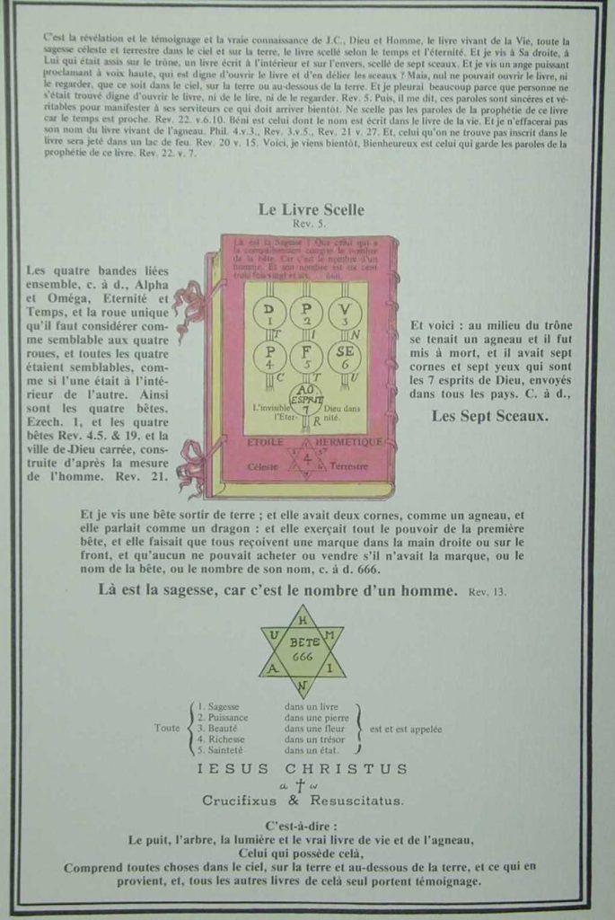 Les Symboles Rosicruciens 54