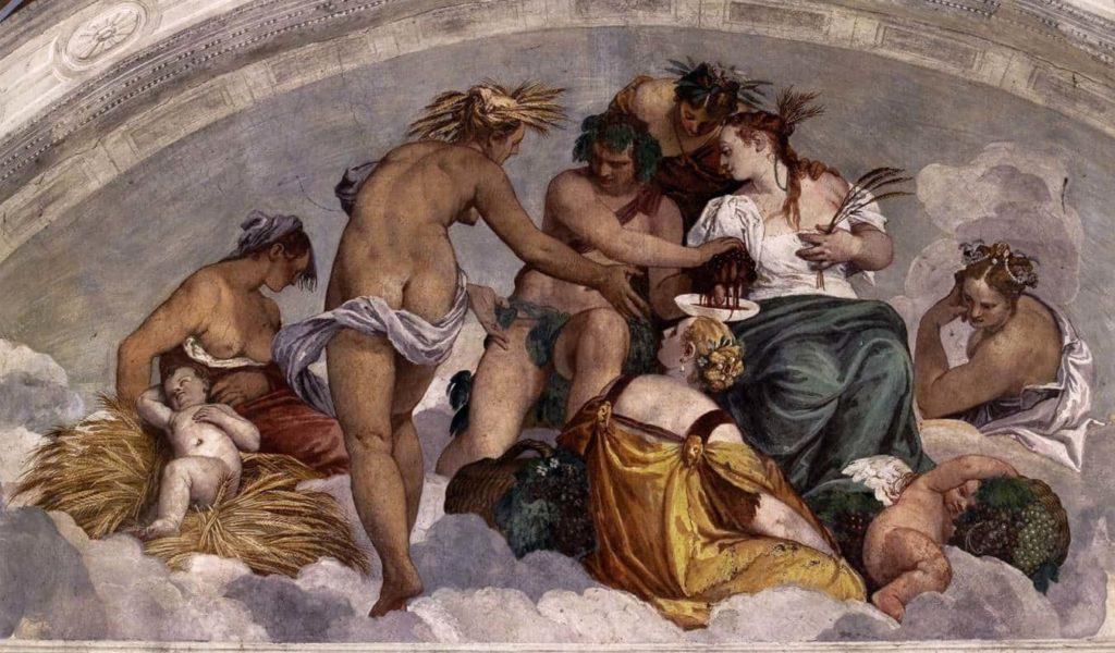 Bacchus, Jésus et la Gnose