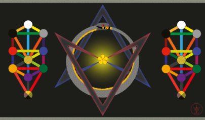 rituel de l'hexagramme dans la tradition thélémite